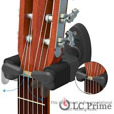 Guitar Wall Mount Hanger, Auto Lock Design,