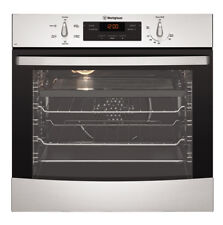 New Westinghouse -WVE615S -  60cm Stainless Steel - 80L Multifunction Oven