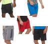 Mens Tek Gear Training Shorts Sizes S, XL, XXL Black Red Grey Blue