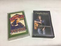 Emmylou Harris Cassette Tapes Angel Band, At the Ryman
