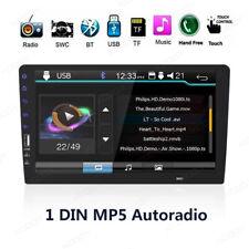 "Singolo 1 Din 9"" Car Autoradio FM MP5 Player Touch Screen Stereo Bluetooth Media"