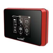 Unlocked HUAWEI 4G LTE 261Mbps Pocket WiFi SoftBank 504HW Mobile Hotspot Router