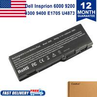 New Battery for Dell Inspiron 6000 Inspiron 9200 9300 9400 E1505n E1705 M6300