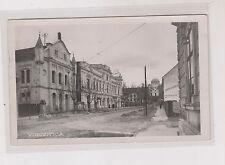 CROATIA,WW II ,Virovitica nice postcard ,Synagogue,Judaica,1941