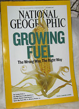 NATIONAL GEOGRAPHIC OCT 2007 GROWING FUEL,MALACCA PIRATE