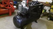 Used 10 Hp Kellogg Piston Compressor 3 Phase