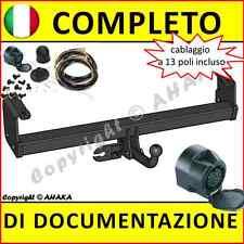 13 poli Gancio di traino estraibile Suzuki Grand Vitara XL-7 2001-2005 kit el