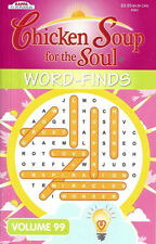 Chicken Soup for the Soul Word-Finds Book Volume 99 with 51 all new puzzles!