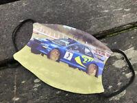 Subaru Photo Face Covering