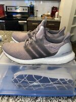 Adidas Ultra Boost 3.0 Grey Four Trace, Men Size 11.5, New