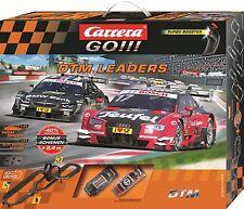 Carrera GO!!! DTM Leaders - Rennbahn - Looping Audi BMW NEU & OVP