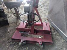 Forklift Barrel Lifter