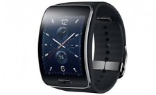 Samsung Gear S SM-R750T T-Mobile Dark Gray Android Smart Watch A