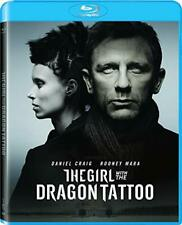 The Girl with the Dragon Tattoo [Blu-ray] NEW!