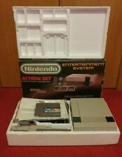Nintendo Entertainment System Action Set NES