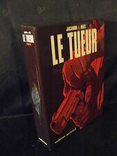 Coffret BD: Le tueur (Jacamon & Matz) 5 tomes avec carnet de croquis (TBE) 2004