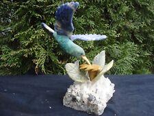 Gravur Vogel Kolibri