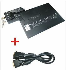 Lenovo IBM Docking Station Type 2504 with Dvi-D for THINKPAD T60p with Key
