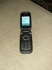 LG GPLG440GB (Tracfone) Black Pre-Paid GSM Flip Phone