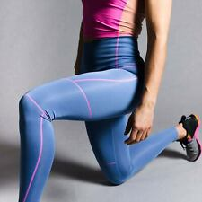 Nike Power Pocket Lux Tight Fit High Rise Women's Running Training Tights Gym