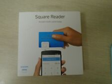 Square Reader - Credit Card Reader for Mobile Devices - Brand New Retail Box Nib