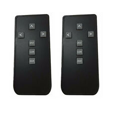 2x Remote Controller for iRobot Roomba 510 520 530 531 532 550 555 560 570 581