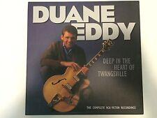 Deep In The Heart Of Twangsville: The RCA Years - 1962-1964 [Box] by Duane Eddy
