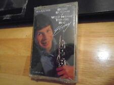 SEALED RARE OOP Richard Stoltzman CASSETTE TAPE jazz Woody Herman's Thundering H
