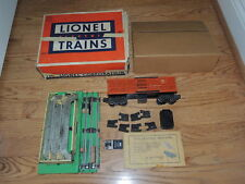 Lionel 3656 Operating Cattle Car in Box