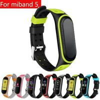 Silicone band Replacement wrist Band For Xiaomi Mi Band 5 Strap Smart Bracelet