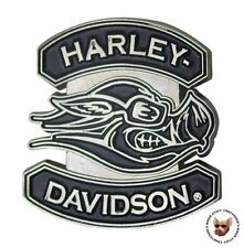 HARLEY DAVIDSON PISTON WINGS VEST PIN * DISCONTINUED ITEM * OLD SCHOOL AUTHENTIC