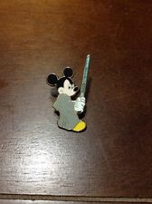 Disney Jedi Mickey Mouse with Lightsaber Star Wars Pin