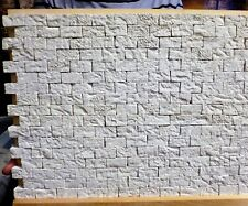 Modellbau, Mauersteine, Ruinen Bausteine 100St. neues Format 3x1,5x1,5cm