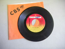 EDDIE MONEY take me home tonight / calm before the storm  COLUMBIA sleeve    45