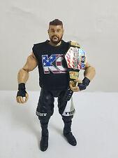 "NXT WWE Custom Kevin Owens Elite ""Face of America"" Mattel Shirt Accessory"