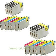 20PK 060Ink For Epson Stylus C68 C88 CX3800 CX3810 CX4200 CX4800 CX5800F CX7800