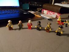 LEGO MINI FIGURES LOT OF 6 ASSORTED FIGURES #2