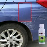 Liquid Nano Ceramic Car Care Glass Coating Hydrophobic Polish Wax Kit 50ML