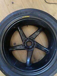 Dymag CA5 Carbon Fiber Wheels - DUCATI