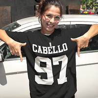 Camila Cabello Shirt 97, Fifth Harmony Clothing, Cabello 97 Band T-shirt