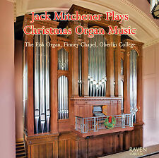 Jack Mitchener Plays Christmas Organ Music on the Fisk Pipe Organ, Oberlin