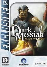 Might & Magic Dark Messiah PC Game - Summon your anger Deliver your rage