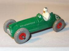 dinky COOPER BRISTOL RACING CAR - 233 rare red hubs