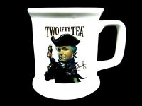 "New RUSH LIMBAUGH ""Two if by Tea"" DEPLORABLE COFFEE MUG political 2020 RIP"