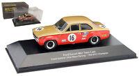 Atlas Ford Escort MK I Alan Mann Racing BTCC Champion 1968 - Frank Gardner 1/43