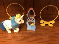 My Little Pony G1 DREAM CASTLE Accessories Playset Majesty Hasbro Vintage 1983