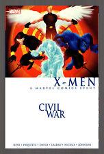 CIVIL WAR: X-MEN - Marvel TPB softcover Graphic Novel