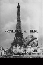 1889 EIFEL TOWER Paris photo fashion capitol   ca 8 x 10 print PRICE PER PRINT