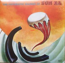 Sun Ra - The Futuristic Sounds of Sun Ra Import LP - SEALED NEW Limited SPLATTER