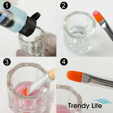 UV Gel Varnish Nail Art Cleaner Treatments Fast Clean Nail Polish Remover